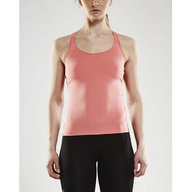 Craft Essential - Camisa sin mangas Mujer - naranja